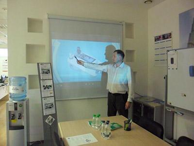 Метрологические семинары в офисе КТМ