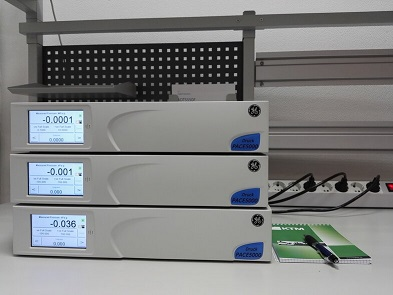 Калибраторы-контроллеры PACE 5000, различные метрологические характеристики