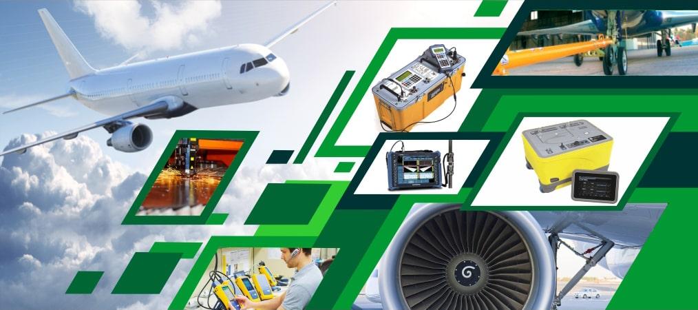 Самолет, промышленное оборудование Druck Ltd