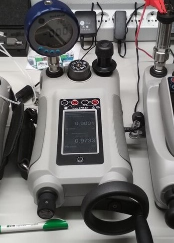 DPI 612 калибратор давления