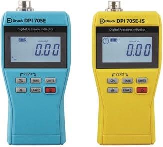 Калибратор давления DPI 705E
