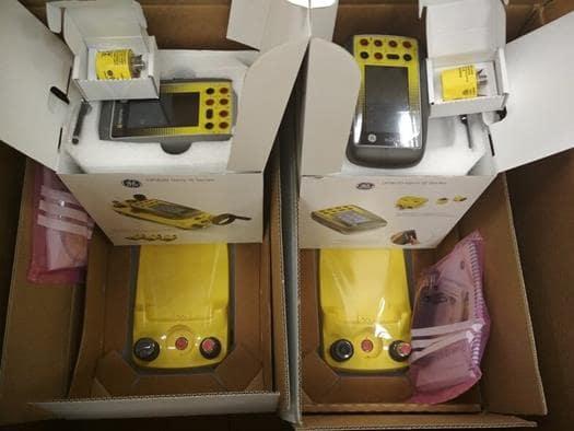 Комплектация DPI 620 Genii IS