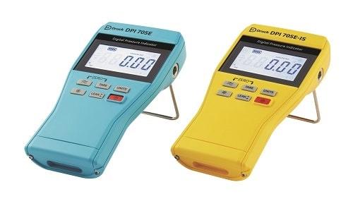 Калибратор давления DPI 705E, DPI705E-IS
