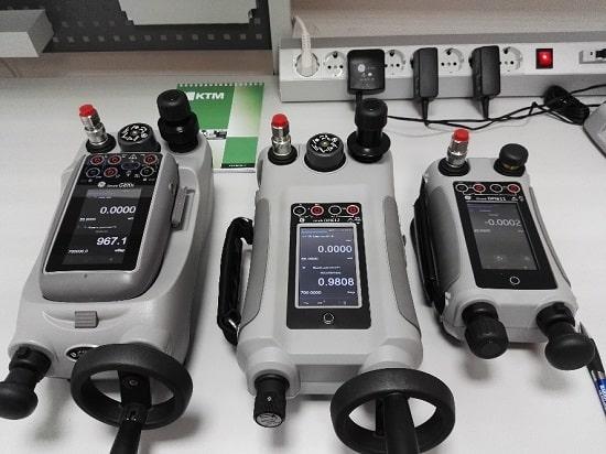 Калибратор давления DPI620G, DPI612, DPI611
