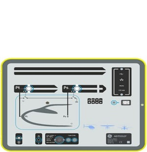 ADTS 552F 2-х канальный