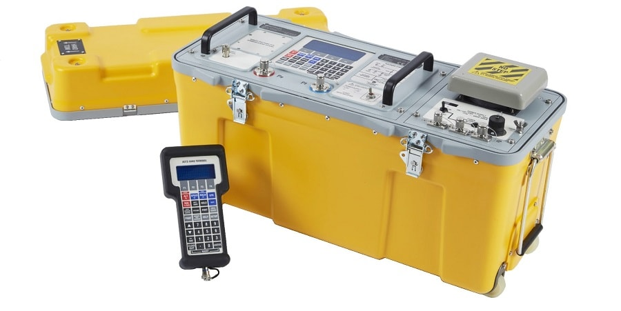 ADTS 405F Pitot Static tester