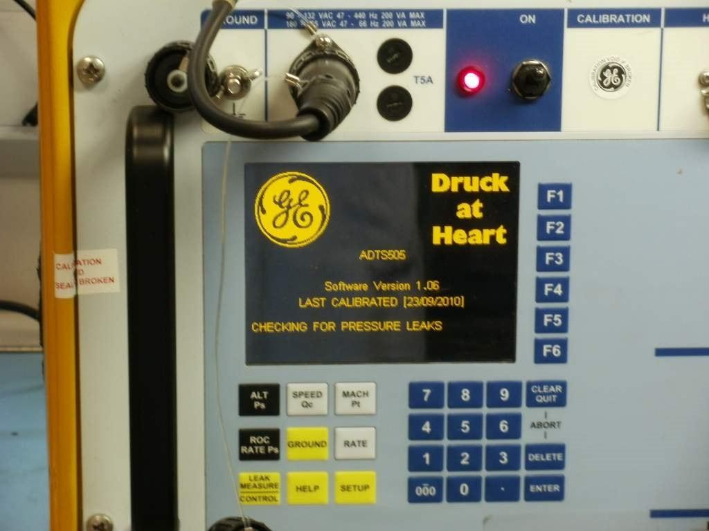 GE DRUCK ADTS 505