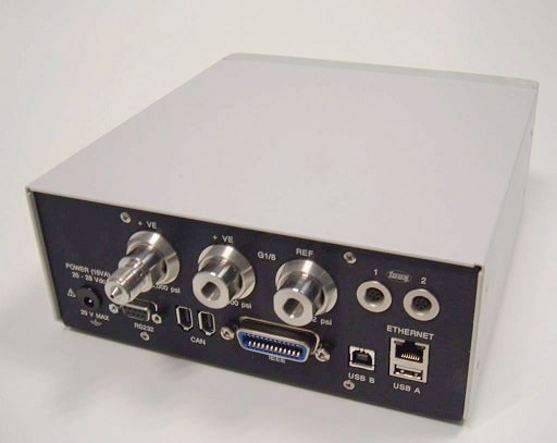 Калибратор давления PACE1000, интерфейс