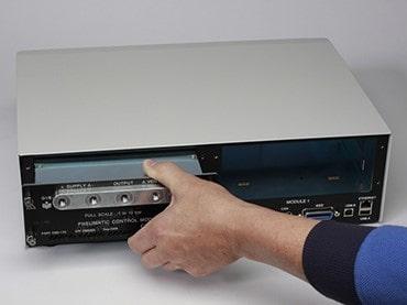 PACE 6000 установка модулей давления СМ0, СМ1, СМ2, СМ3