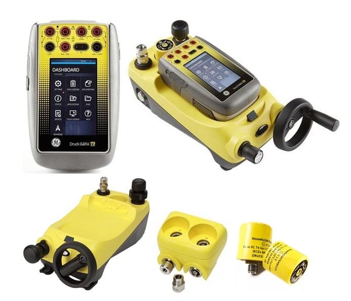 DPI 620G-IS HART, PV622-IS, MC620-IS, PM620G-IS