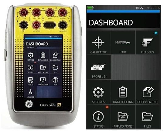 DPI 620G-IS HART