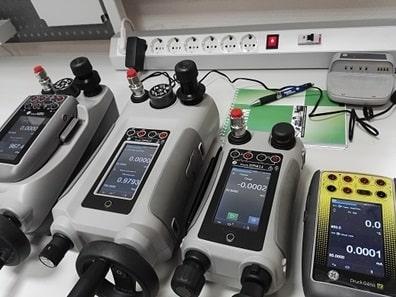 Калибраторы давления DPI620G, DPI612, DPI611, DPI620G-IS