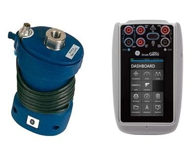 Внешний модуль давления IDOS UPM, IDOS UPM P, калибратор DPI 620G