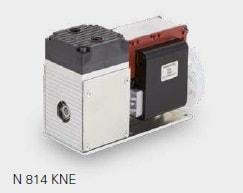 KNF N 814 вакуумный насос, компрессор