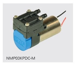 KNF NMP03 микро насосы