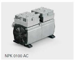 KNF NPK 0100 AC вакуумный насос и компрессор