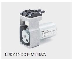 KNF NPK 012 вакуумный насос и компрессор