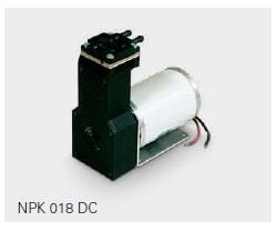 KNF NPK 018 вакуумный насос и компрессор