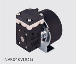 KNF NPK 04 KVDC-B вакуумный насос и компрессор