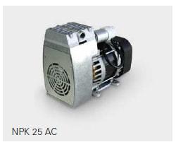 KNF NPK 025 насос и компрессор