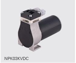 KNF NPK 03 вакуумный насос и компрессор