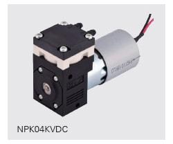 KNF NPK 04 вакуумный насос и компрессор