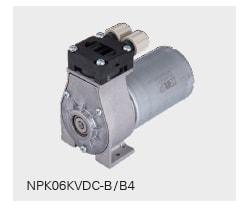 KNF NPK06 компрессор и вакуумный насос