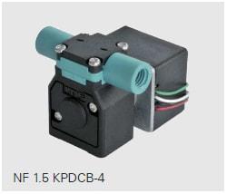 KNF NF 1.5 насос жидкостный
