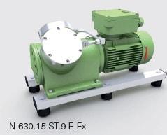 KNF N 630.15 ST.9 E Ex