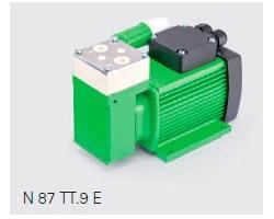 KNF N 87 TT.9 E насос химостойкий вакуумный