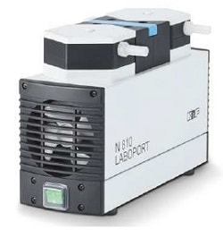 KNF N 810.3 FT.18 вакуумный насос химостойкий