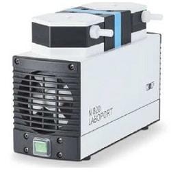 KNF N 820.3 FT.18 вакуумный насос химостойкий