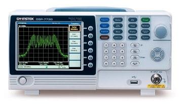 Анализатор спектра GSP-7730