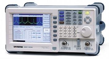 Анализатор спектра GSP-7830 + опция 01 (TG)