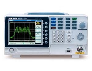 GW Instek Анализаторы сигналов и спектра