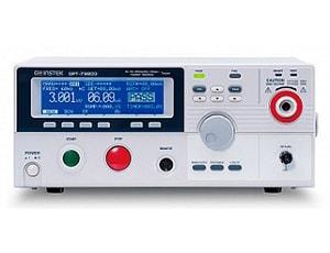 GW Instek Установки для проверки параметров электрической безопасности