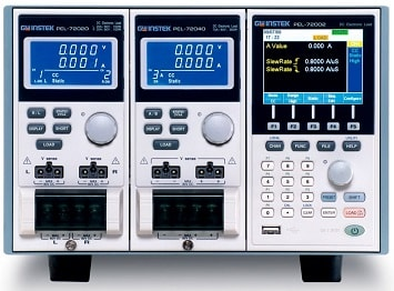 Нагрузка электронная PEL-72020