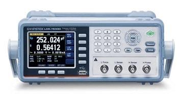 Измеритель RLC LCR-76300