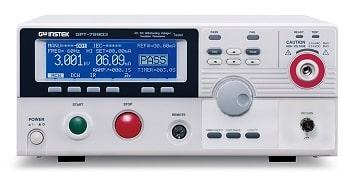 Установка для проверки параметров электрической безопасности GPT-79901