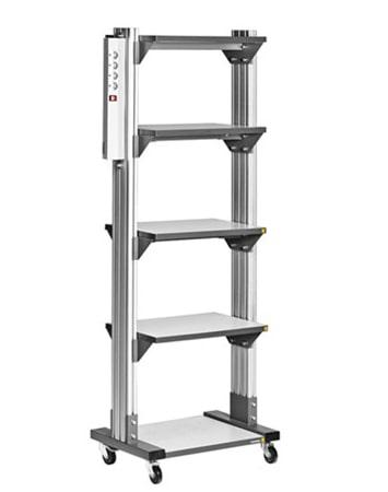 VIKING Подкатная стойка для оборудования АЛ-СТ