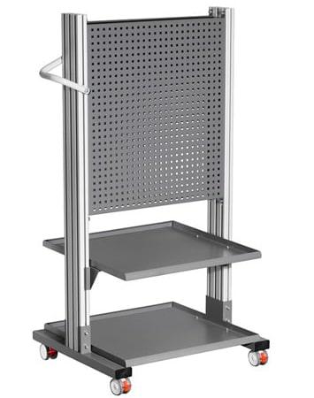VIKING Подкатная стойка для инструмента и оборудования СТ-ВР-01