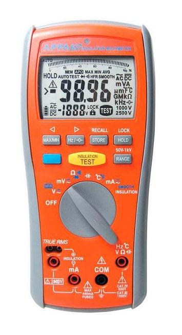 Мегаомметр APPA 607