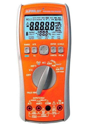 APPA 507 Мультиметр-калибратор