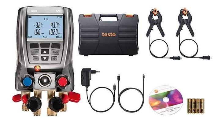 Комплект поставки Testo 570
