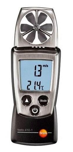 Testo 410-1 анемометр с крыльчаткой