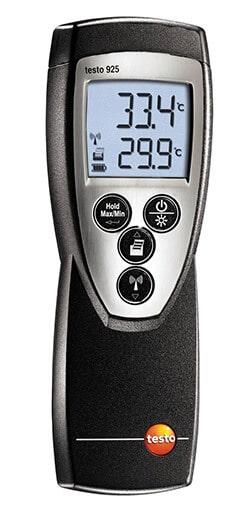 Testo 925 термометр 1-канальный
