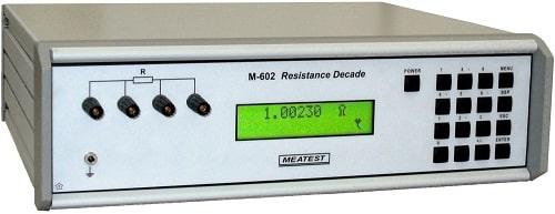 M602 магазин сопротивлений
