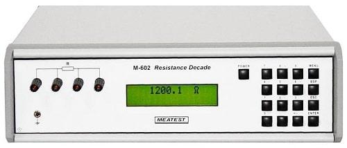 M602A магазин сопротивлений
