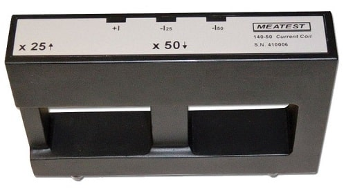 Опция 140-50 - токовая катушка х25/50 витков