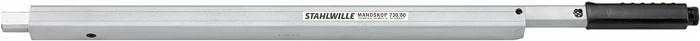 STAHLWILLE 730/80 Моментный ключ с держателем для сменного инструмента